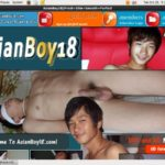 Asian Boy 18 Jackoff