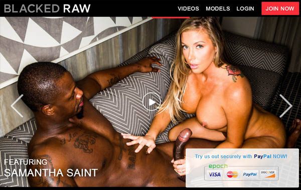 Blacked Raw Paypal Trial