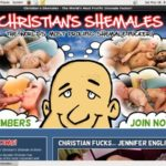 Christian's Shemales Free Trial
