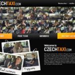 Czech Taxi Free Trial Account