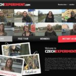 Czechexperiment.com Pay With