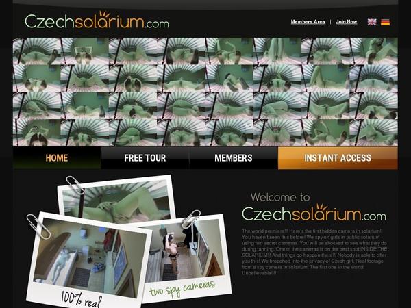 Czechsolarium Web Billing