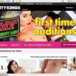 First Time Auditions Full Website