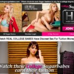 Free Babes Sugar College Logins