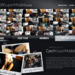 Free Czech Super Models Trailers