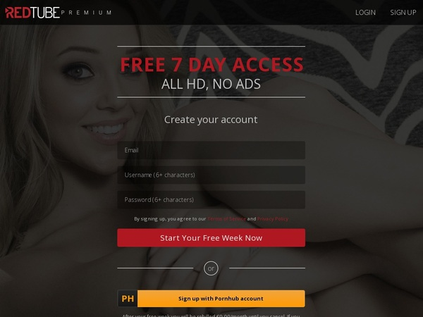 Free Logins For Red Tube