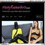 Nasty Rubber Girls 購入
