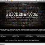 New Eric Deman