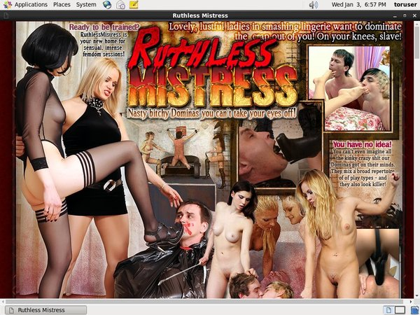 Password For Ruthlessmistress.com