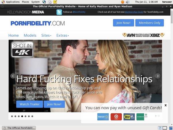 Pornfidelity.com Network Discount