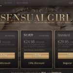 Sensual Girl On Sale