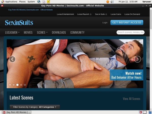 Sexinsuits.com Subscription