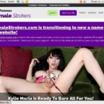 Sign Up Shemale Strokers