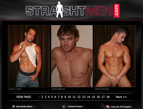 Straightmen.com Password Premium
