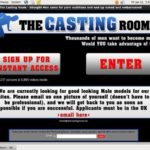 The Casting Room Discount Setup