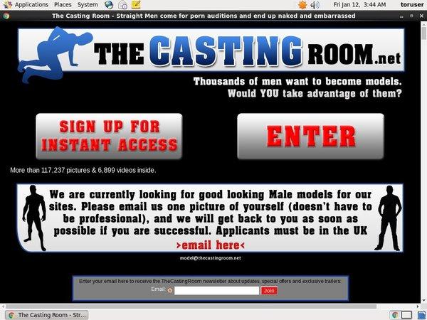 Thecastingroom.net Buy Credit
