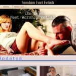 Trial Membership For Femdom Foot Fetish