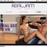 Real Jam VR Passwords