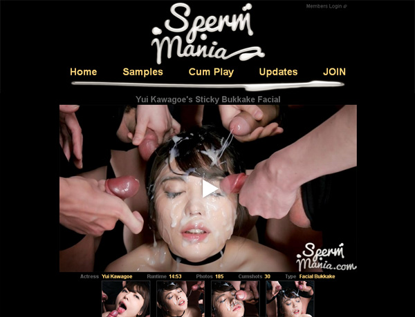 Free Trial For Sperm Mania