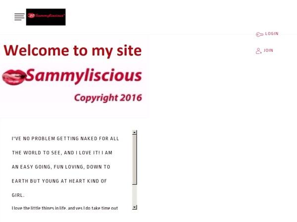 SAMMYLISCIOUSxx Get Discount