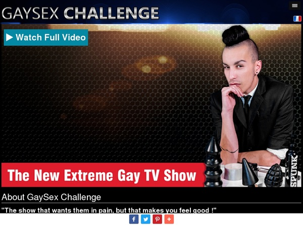 How To Get Gay Sex Challenge Free