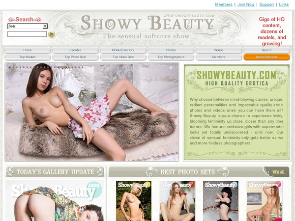 Showybeauty.com Coupon