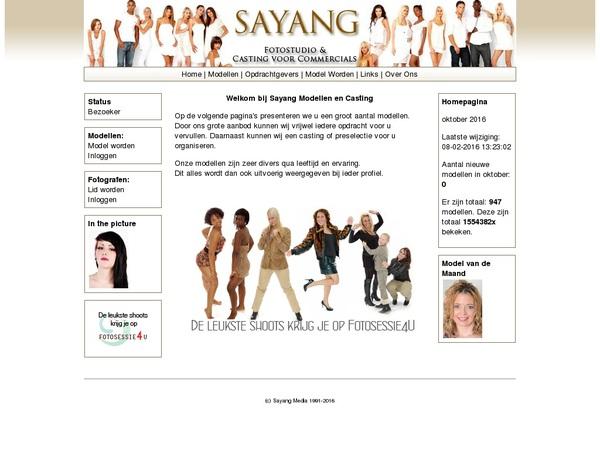 Buy Sayang Modellen Account