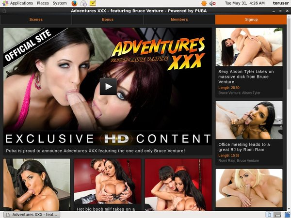 Adventures XXX Subscriptions