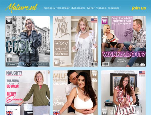 Mature.nl Exit Discount