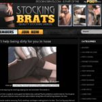 Stockingbrats.com Get An Account