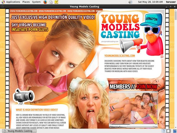 Com Youngmodelscasting Day Trial
