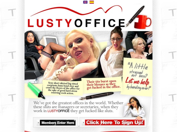 Lusty Office Members