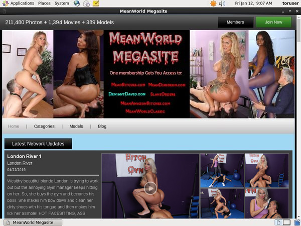 Mean World Network Login
