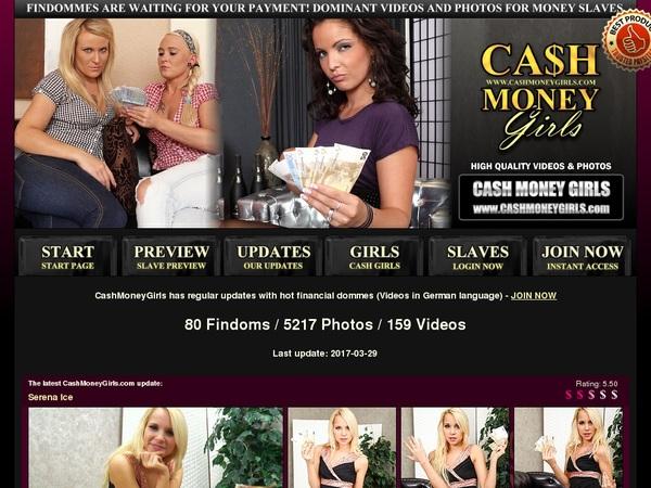 Discount On Cash Money Girls