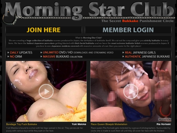 Morningstarclub Limited Deal