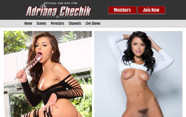 Adriana Chechik Join Now