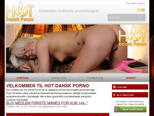 Hot Dansk Porno Preview