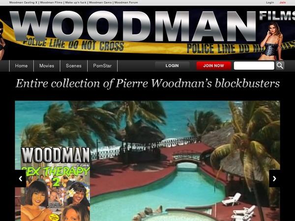 Login Woodmanfilms.com Free Trial