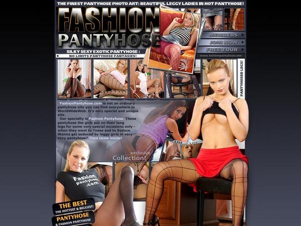 Fashion Pantyhose Renew