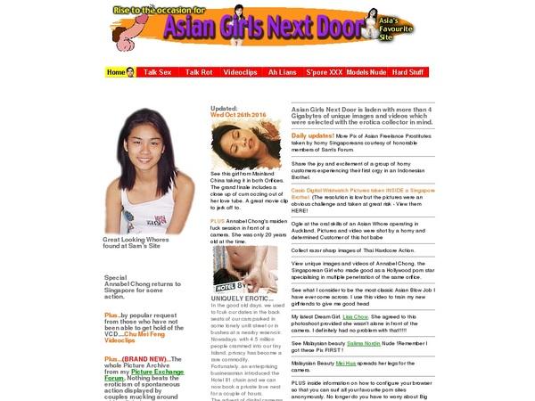 Asian Girls Next Door Full Episodes